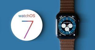 watchOS 7 terbaru