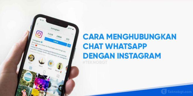 Cara Menambahkan Fitur Chat Whatsapp Di Instagram Bisnis