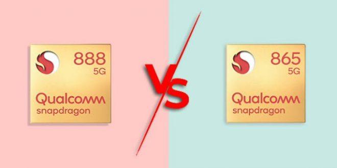 Perbandingan snapdragon 888 vs snapdragon 865