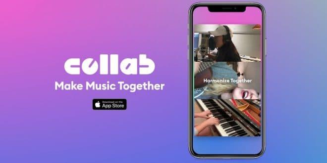 collab make music together