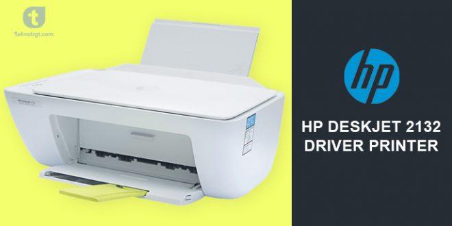HP deskjet 2132 driver printer