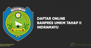 Link Daftar Online Banpres UMKM Tahap II indramayu