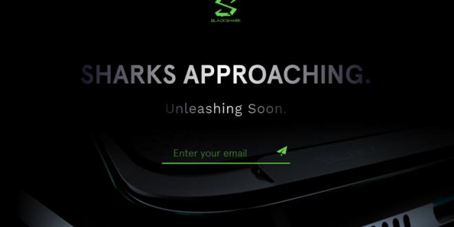 Teaser Xiaomi Black Shark 2
