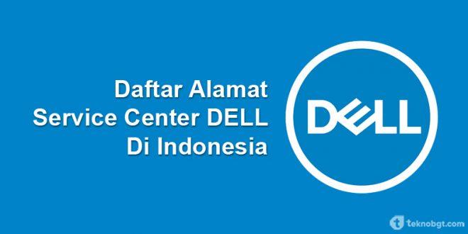 alamat service center dell di indonesia