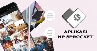 aplikasi andorid HP Sprocket