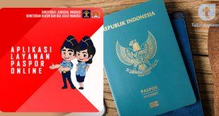 aplikasi antrian paspor online terbaru