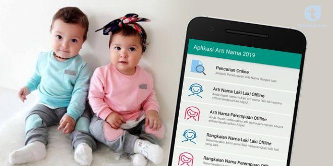 aplikasi arti nama android