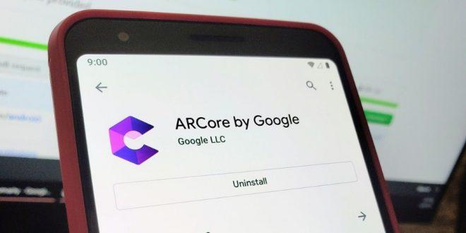 cara mengaktifkan ARCore Google
