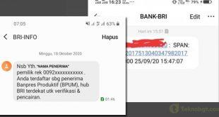 format sms penerima banpres umkm tahap 2