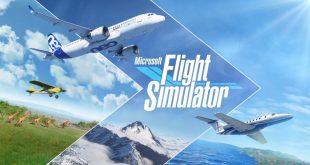 game microsoft flight simulator