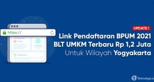 link daftar bpum 2021 wilayah yogyakarta