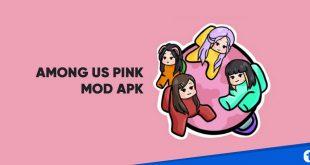 link download among us pink mod apk