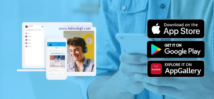 link download aplikasi BiP buatan Turki pengganti WA