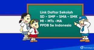 link siap ppdb online 2021