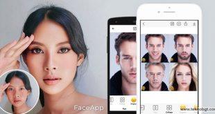 oplas challenge dari faceapp