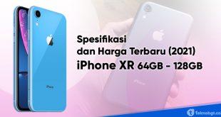 spesifikasi iphone XR 2021