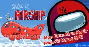 the airship map baru among us