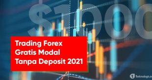 trading forex gratis tanpa modal deposit