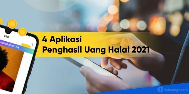 aplikasi penghasil uang halal 2021