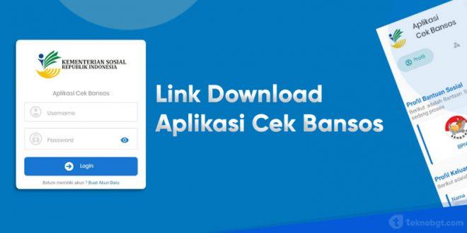 download aplikasi cek bansos kemensos