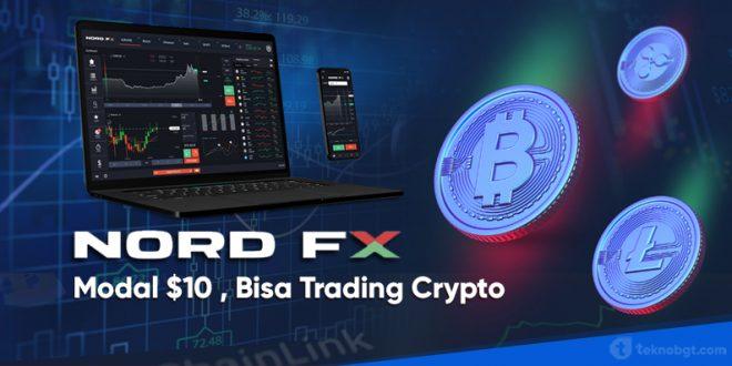 trading crypto di nordfx