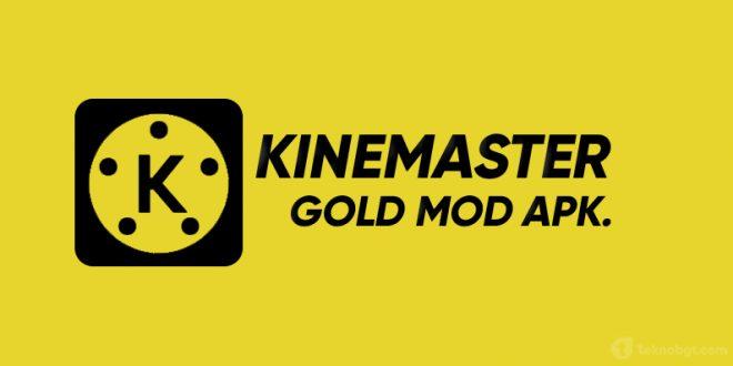 Download kinemaster mod gold apk