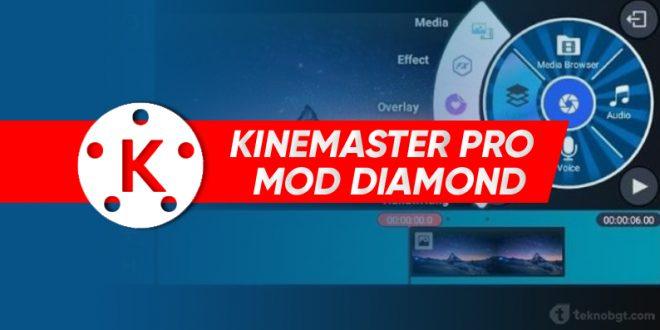 Download kinemaster pro diamond Mod apk