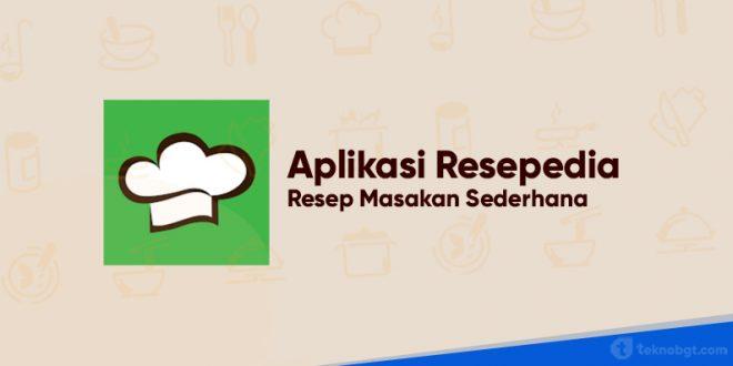 aplikasi resepedia