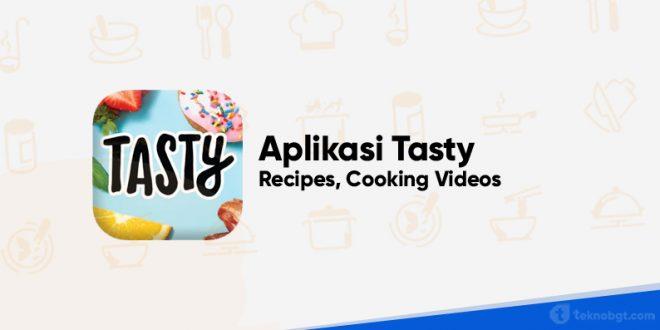 aplikasi tasty
