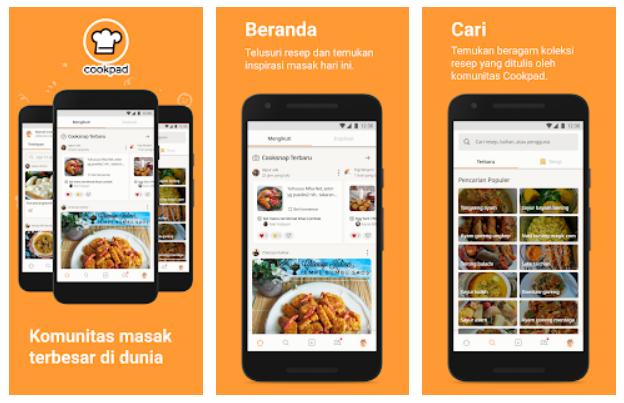 cookpad app resep