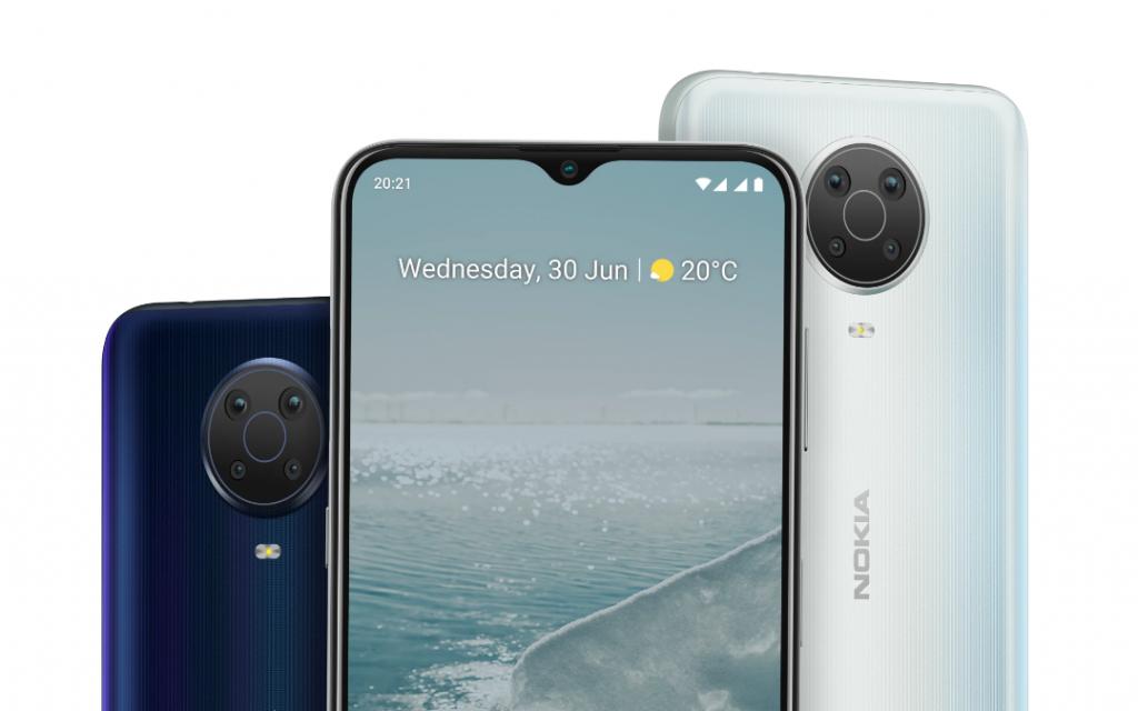 fitur dan spek Nokia G20