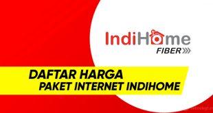 harga paket internet wifi indihome