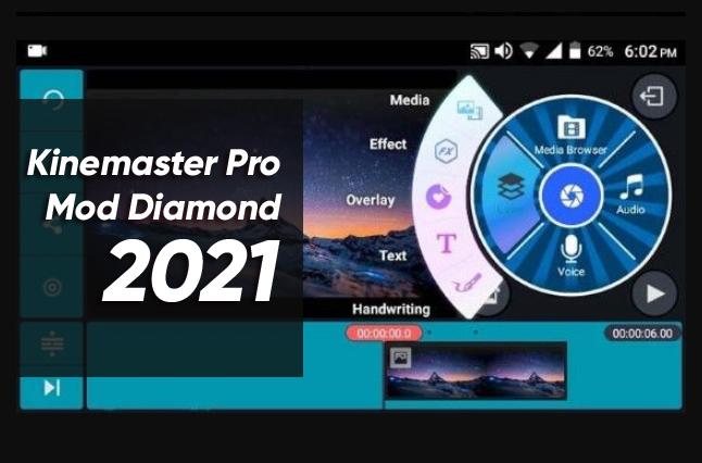 kinemaster pro diamond apk 2021
