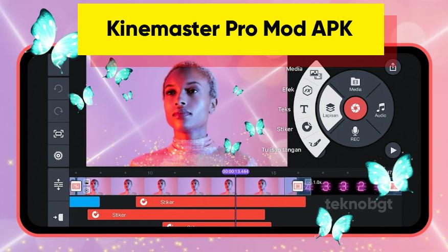link download kinemaster pro mod apk 2021