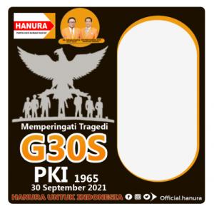 twibbon memperingati peristiwa G30S PKI by Andri Dewa