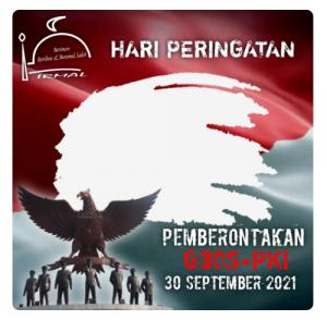 twibbon peringatan hari G30S PKI by Ahmad Saripudin