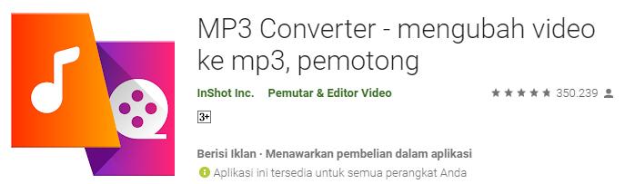MP3 Converter By InShot Inc