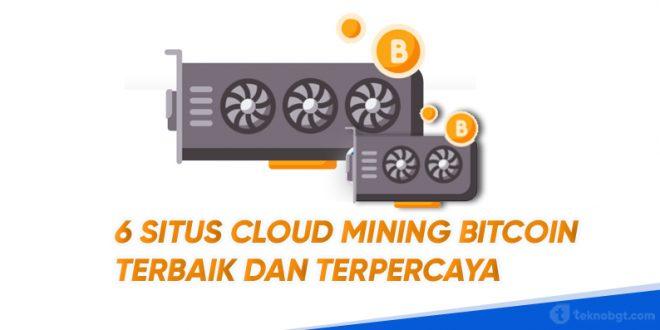rekomendasi situs cloud mining bitcoin